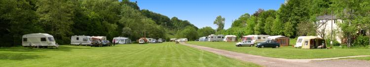 Exe Valley Caravan and camping site